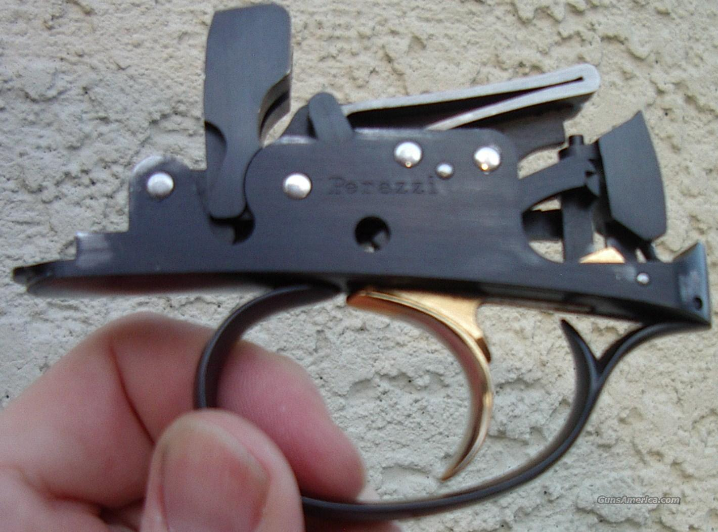 Perazzi MX2000 Trigger Bottom to Top Firing   Guns > Shotguns > Perazzi Shotguns