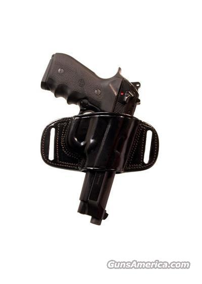 Tagua Quick Draw Belt Holster, RH, Black  Non-Guns > Holsters and Gunleather > Concealed Carry