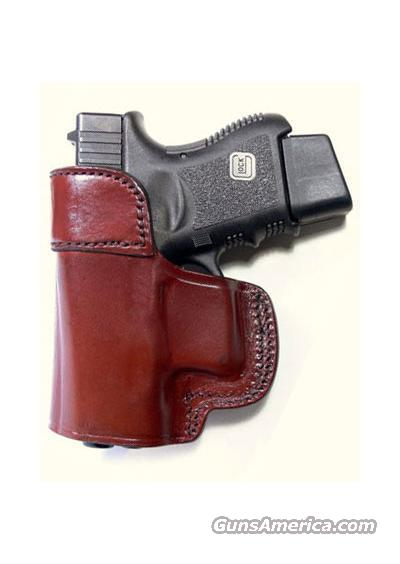 Tagua Inside Pants Holster, RH Black  Non-Guns > Holsters and Gunleather > Concealed Carry