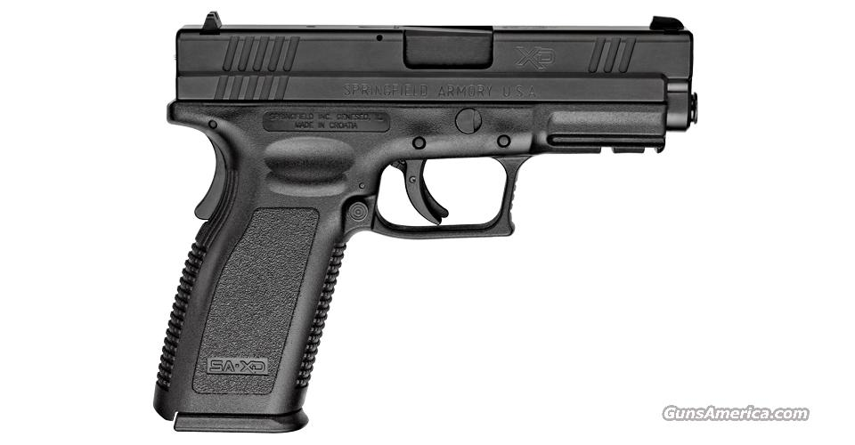 Springfield XD40 Compact  Guns > Pistols > Springfield Armory Pistols > XD-S
