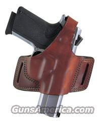 Bianchi Model 5 Black Widow, Plain Tan. RH  Non-Guns > Holsters and Gunleather > Concealed Carry