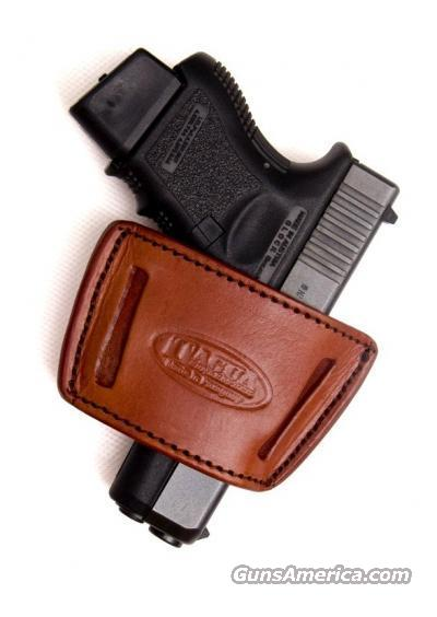 Tagua Inside The Waist Holster. Black Small  Non-Guns > Holsters and Gunleather > Concealed Carry