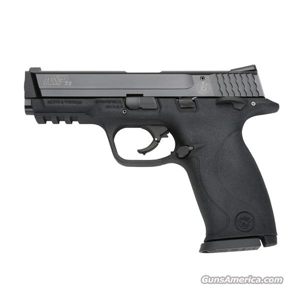 Smith & Wesson M&P22   Guns > Pistols > Smith & Wesson Pistols - Autos > Polymer Frame
