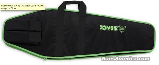 BullDog Black Zombie Rifle Case  Non-Guns > Gun Cases