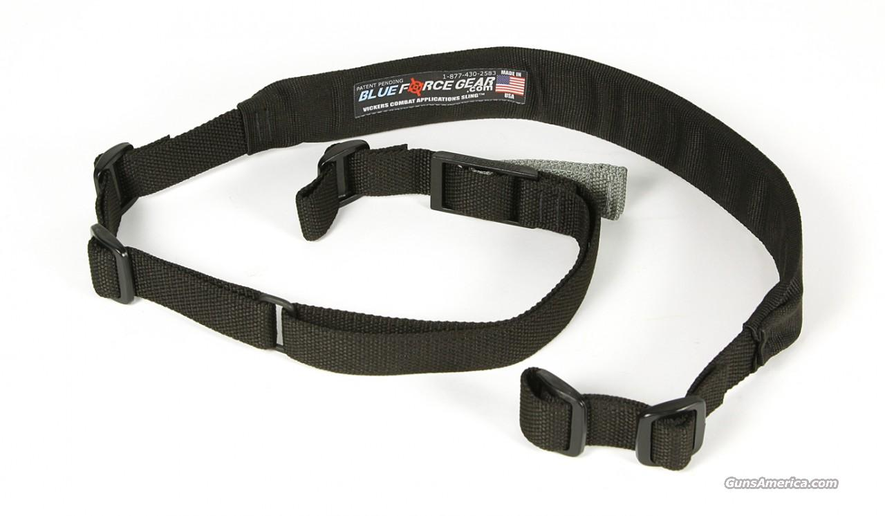 Blue Force Gear Vickers Padded Sling (Black)  Non-Guns > Tactical Equipment/Vests