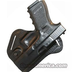Blackhawk  Leather Check-Six-RH Black For Springfield XDM  Non-Guns > Holsters and Gunleather > Concealed Carry