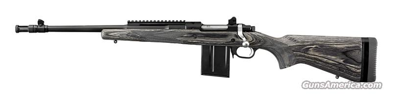 Ruger Gunsite Scout Rifle Left-Handed 308  Guns > Rifles > Ruger Rifles > Model 77