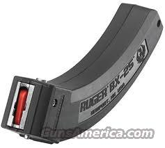 Ruger BX-25 22cal  magazine  Non-Guns > Magazines & Clips > Rifle Magazines > 10/22