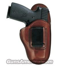 Bianchi Model 100 Professional Holster, Tan, RH.   Non-Guns > Holsters and Gunleather > Concealed Carry