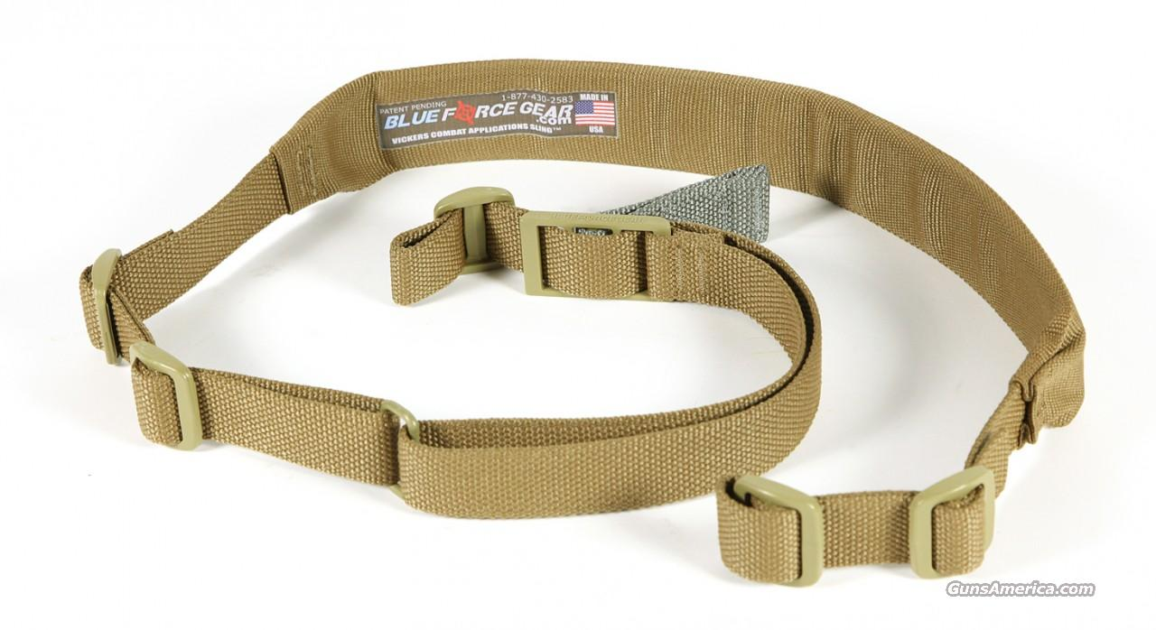 Blue Force Gear Vickers Padded Sling (Coyote Brown)  Non-Guns > Tactical Equipment/Vests