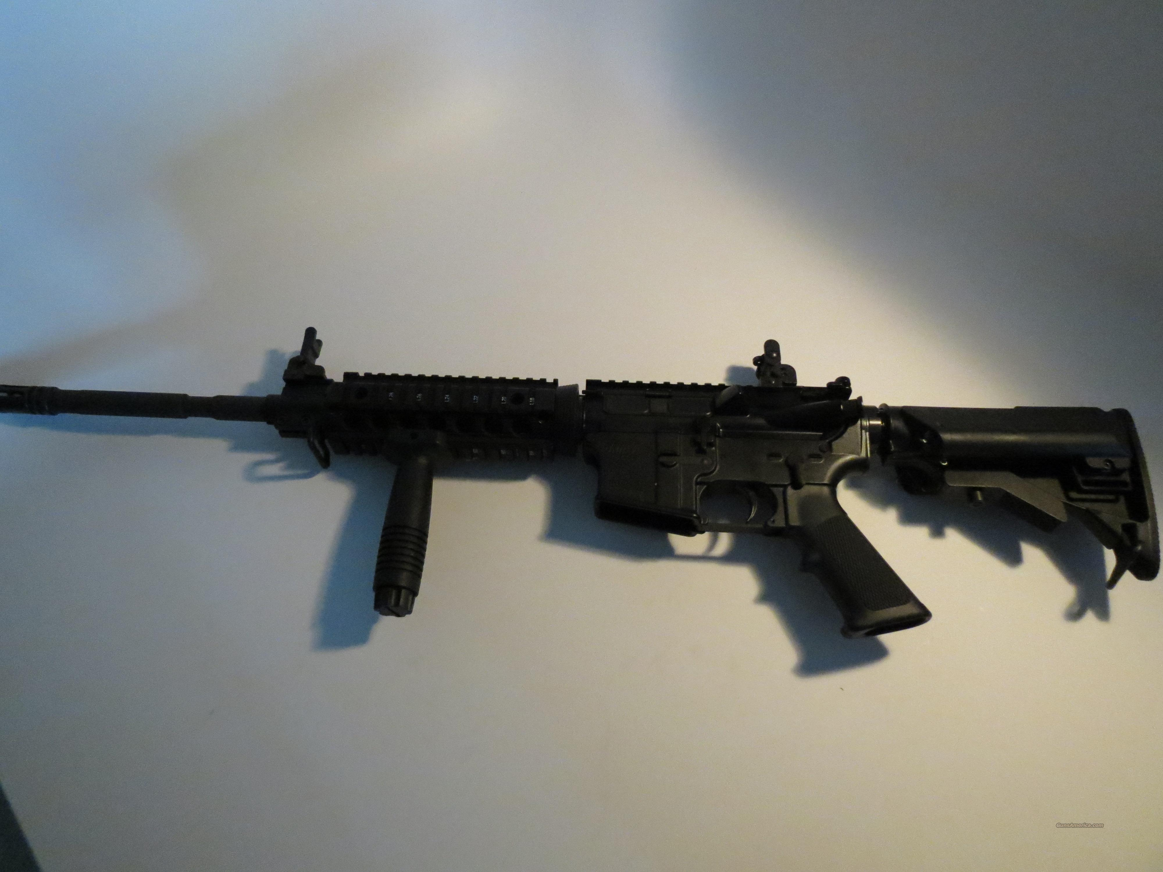 DPMS/Stag Arms AR-15 Rifle  Guns > Rifles > DPMS - Panther Arms > Complete Rifle