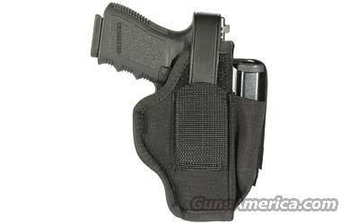 BLACKHAWK Ambidextrous Multi-Use Holster With Magazine Pouch Black For 3-4 Inch Barrel Medium Autos  Non-Guns > Holsters and Gunleather > Large Frame Auto