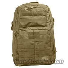 5.11 Tactical Rush 24 back pack FDE.  Non-Guns > Military > Backpacks > New > Other