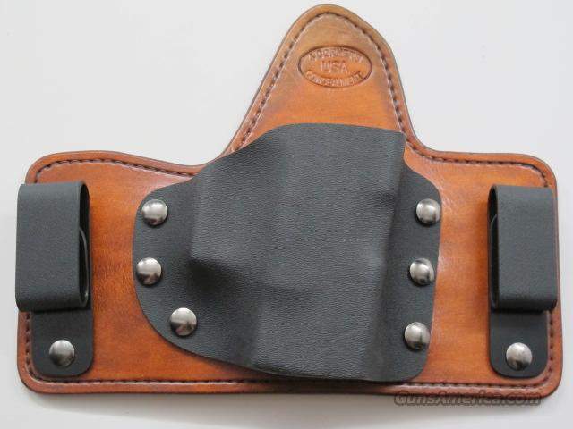 Custom Kydex Conceal Holster for Springfield XD9/40 Subcompact  Non-Guns > Holsters and Gunleather > Concealed Carry
