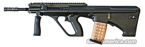 STEYR AUG *NEW*  Guns > Rifles > Steyr Rifles