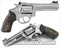 "RUGER SP101 .357 MAGNUM 4.20"" FS STAINLESS RUBBER  Ruger Double Action Revolver > SP101 Type"