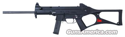 "HK USC CARBINE RIFLE .45ACP 16.5"" BBL 10RD BLACK  Guns > Rifles > Heckler & Koch Rifles > Tactical"