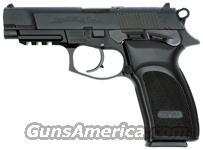 BERSA THUNDER PRO HIGH CAP. .40SW FS 13+1 SHOT MATTE BLACK  Guns > Pistols > Bersa Pistols