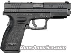 "SPRINGFIELD XD40 SERVICE .40SW 4"" FS 12-SHOT ""ESSENTIALS""  Guns > Pistols > Springfield Armory Pistols > XD (eXtreme Duty)"
