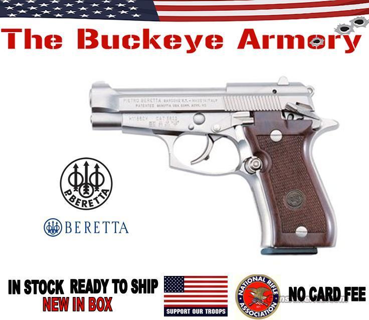 BERETTA 84FS CHEETAH 380ACP 10RD NKL/WOOD   Guns > Pistols > Beretta Pistols > Cheetah Series > Model 84