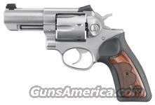 "RUGER GP100 .357MAG 3"" NOVAK SS WILEY CLAPP EDITION   Guns > Pistols > Ruger Double Action Revolver > SP101 Type"