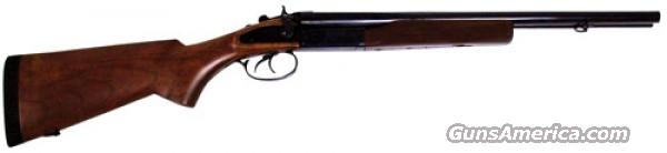 "CENTURY COACH SHOTGUN 12GA 20"" 3"" SG018N side by side  Guns > Shotguns > Century International Arms - Shotguns > Shotguns"