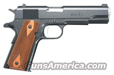 "Remington 1911 R1 .45ACP MATTE BLACK 5""  Guns > Pistols > Remington Pistols - Modern"