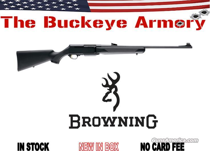 BROWNING BAR STALKER 7MM WSM W/STS  Guns > Rifles > Browning Rifles > Semi Auto > Hunting