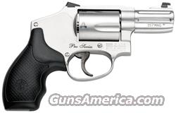 "S&W PRO SERIES 640 .357 2.125"" FNS SS W/FULL MOON CLIPS  Guns > Pistols > Smith & Wesson Revolvers > Performance Center"