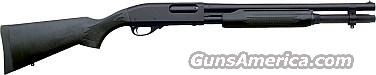 "Remington 870 Tactical 12GA, 18"", Black, 7rd Extended Tube  Guns > Shotguns > Remington Shotguns  > Pump > Tactical"
