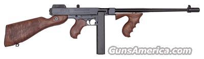 THOMPSON 1927A1 .45ACP DELUXE LIGHTWEIGHT CARBINE  Guns > Rifles > Thompson Subguns/Semi-Auto