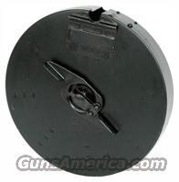 THOMPSON MAGAZINE DRUM .45ACP 100-ROUNDS BLUED STEEL  Non-Guns > Magazines & Clips > Rifle Magazines > Other