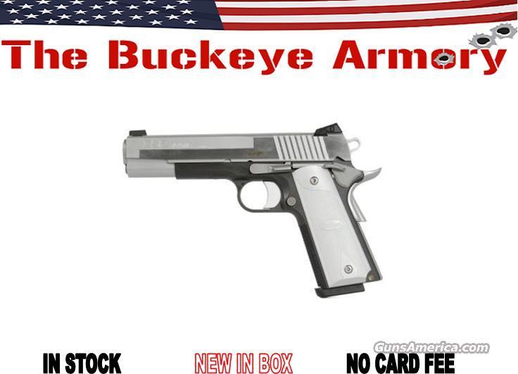 SIG SAUER 1911 45ACP PLATINUM ELITE DUO TONE ADJ NS   Guns > Pistols > Sig - Sauer/Sigarms Pistols > 1911