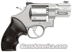 "S&W 627 PERFORMANCE CENTER .357 MAGNUM 2.625"" AS 8-SH SS  Guns > Pistols > Smith & Wesson Revolvers > Pocket Pistols"