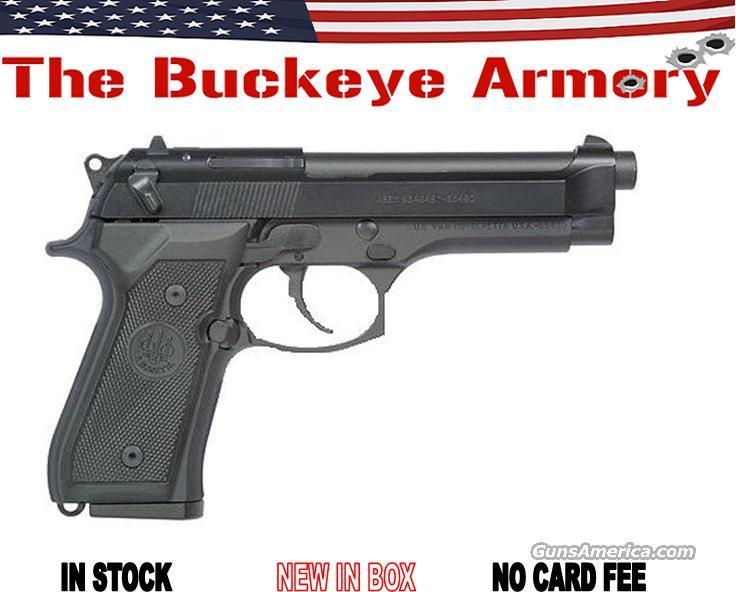 """BERETTA M9 9MM 15RD 5""""   Guns > Pistols > Beretta Pistols > Model 92 Series"""