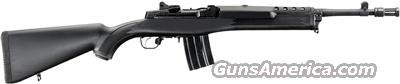RUGER MINI-14 TACTICAL .223 BLACK SYNTHETIC W/5RND. MAG.  Guns > Rifles > Ruger Rifles > Mini-14 Type
