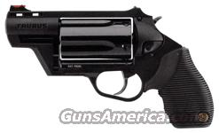 "TAURUS JUDGE P. DEFENDER POLY .45LC/.410 2.5"" AS BLUED SYN  Guns > Pistols > Taurus Pistols/Revolvers > Revolvers"
