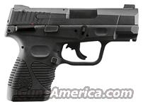 "TAURUS 24/7 G2 COMPACT 9MM 3.5"" AS BLUED BLACK POLYMER  Guns > Pistols > Taurus Pistols/Revolvers > Pistols > Polymer Frame"