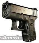 GLOCK 26 GEN3 9MM LUGER 10-SHOT  FRONT NIGHT SIGHT   Guns > Pistols > Glock Pistols > 26/27
