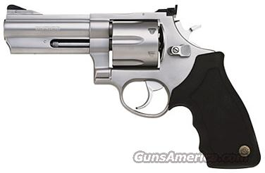 "TAURUS 44 .44MAG 4"" AS 6-SHOT PORTED STAINLESS  Guns > Pistols > Taurus Pistols/Revolvers > Revolvers"