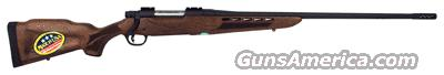"MOSSBERG 4X4 7MM REM 24"" FLUTED MB MATTE/WALNUT SCULPTED LBA   Guns > Rifles > Mossberg Rifles > 4x4 > Sporting"