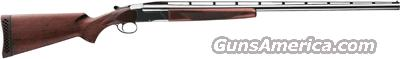 "BROWNING BT-99 12GA 34""VR INVECTOR+1 CONVENTIONAL STOCK WALNUT  Guns > Shotguns > Browning Shotguns > Single Barrel"