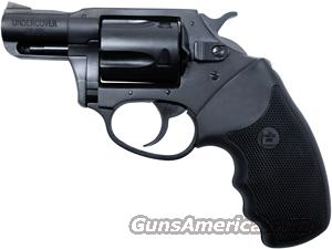 "CHARTER ARMS UNDERCOVER .38SP+P 2"" BLUED  Guns > Pistols > Charter Arms Revolvers"