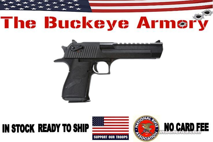 DESERT EAGLE DE50 50AE 6IN BLK   Guns > Pistols > Magnum Research Pistols