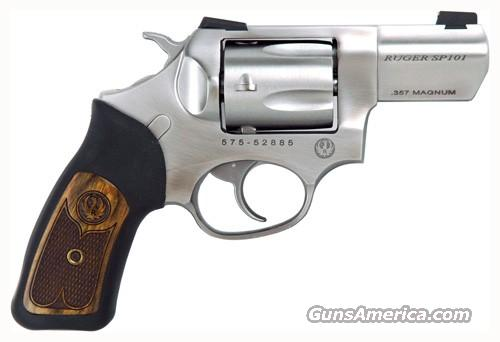 RUGER SP101 WILEY CLAPP 357 MAGNUM | 38 SPECIAL  Guns > Pistols > Ruger Double Action Revolver > SP101 Type