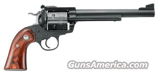 "RUGER BISLEY .44MAG 7.5"" AS BLUED HARDWOOD  Guns > Pistols > Ruger Double Action Revolver > Redhawk Type"