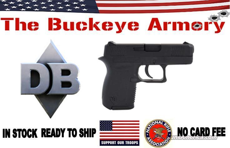 DIAMONDBACK .380ACP BLACK POLYMER  Guns > Pistols > D Misc Pistols