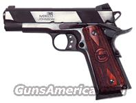 "IVER JOHNSON 1911A1 HAWK .45ACP 4.25"" FS 8RD BLUED  Guns > Pistols > Iver Johnson Pistols"