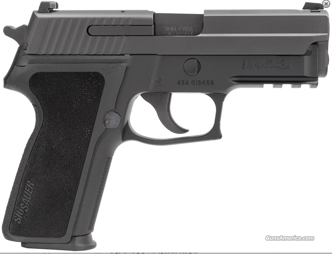 "Sig Sauer E29R9B P229 Standard 9mm 3.9"" 13+1 Poly Grip Black Finish   Guns > Pistols > Sig - Sauer/Sigarms Pistols > P229"