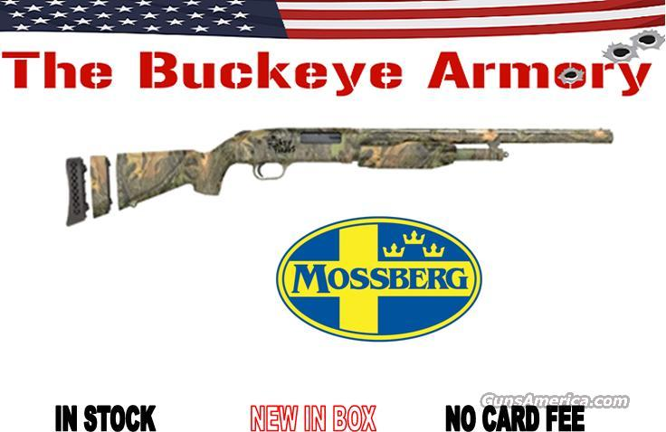 "MOSSBERG 510 MINI PUMP 20GA 18.5"" MO OBSSESION CAMO SYN  Guns > Shotguns > Mossberg Shotguns > Pump > Sporting"
